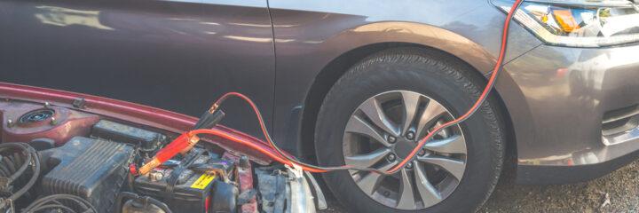 How to Jumpstart a Car With a Broken Alternator