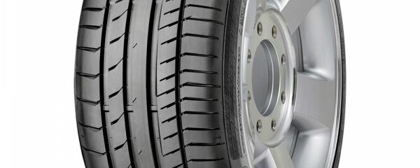 Continental ContiSportContact 5 SSR SUV Tires Review