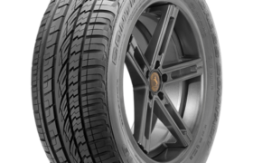 Continental CrossContact UHP Tires Review