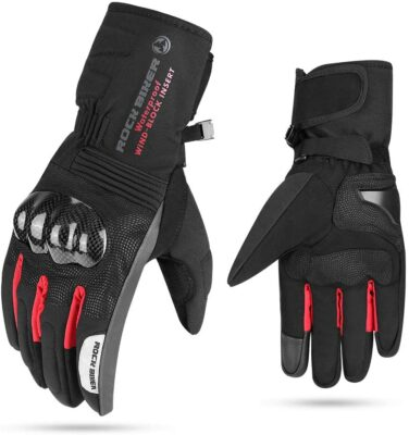 ISSYAUTO Winter Motorcycle Gloves