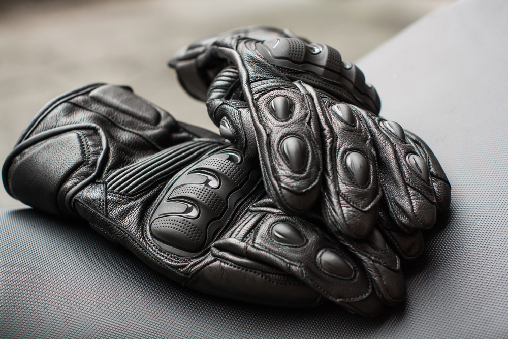 different motorcycle gloves