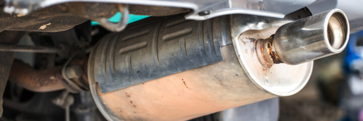 Signs There's a Hole in Your Muffler and What to Do About It