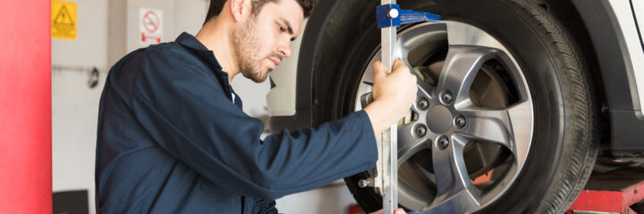 Wheel Alignment: What Is Caster?