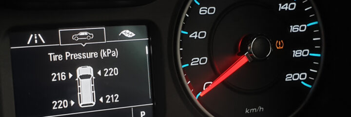 Tire Pressure Sensor Fault – Symptoms and Cost to Replace