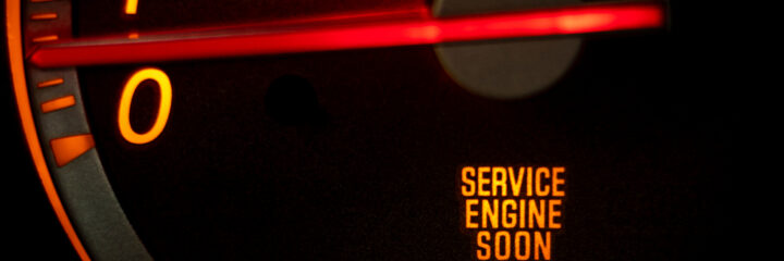 """What Does the """"Please Service Engine Soon"""" Light Mean?"""
